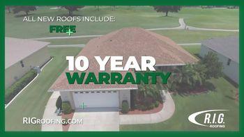 RIG Roofing - 10 Yr Warranty